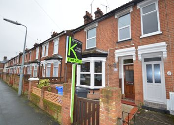 Thumbnail 4 bed terraced house for sale in Kitchener Road, Ipswich