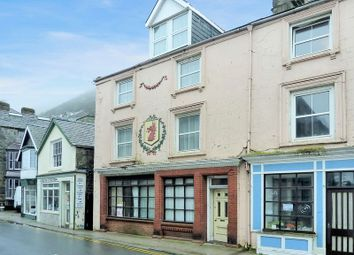 Thumbnail 5 bedroom semi-detached house for sale in High Street, Barmouth, Gwynedd