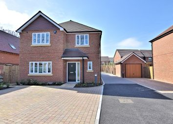 Thumbnail 4 bed detached house for sale in Croft Road, Spencers Wood, Reading
