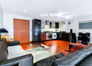 Thumbnail 2 bedroom flat to rent in Block Wharf, Cuba Street, Canary Wharf