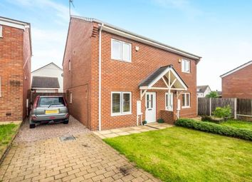 Thumbnail 2 bed semi-detached house for sale in Sycamore Green, Cannock, Staffordshire, Hednesford