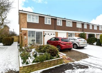 Thumbnail 3 bed end terrace house for sale in Waters Drive, Staines-Upon-Thames, Surrey