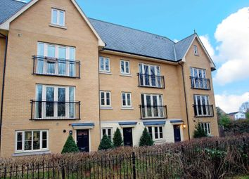 Thumbnail 5 bedroom town house for sale in Riverside Place, Colchester