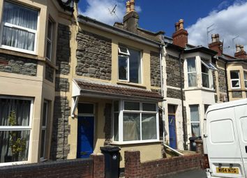 Thumbnail 2 bed terraced house to rent in Lena Street, Easton, Bristol