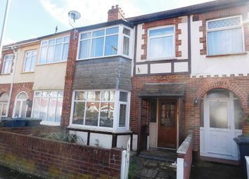 Thumbnail 3 bedroom terraced house for sale in Teignmouth Road, Gosport