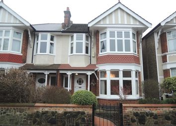 Thumbnail 5 bed semi-detached house to rent in Boileau Road, Ealing, London