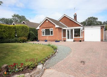 Thumbnail 2 bed bungalow for sale in Church Lane, Bradley, Stafford