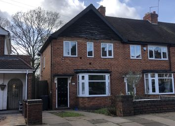 Thumbnail 3 bed semi-detached house to rent in Gracemere Crescent, Hall Green, Birmingham