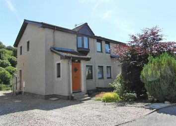 Thumbnail 2 bed semi-detached house for sale in 57 Morvern Hill, Oban