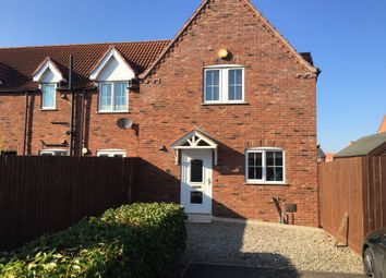 Thumbnail 3 bed terraced house to rent in Archibald Walk, Boston