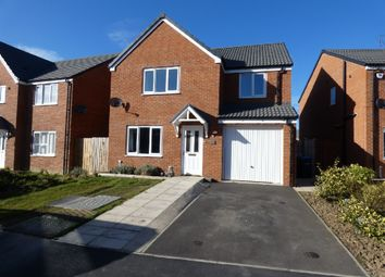 Thumbnail 4 bed detached house for sale in Grange Way, Bowburn, Durham