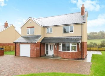 Thumbnail 4 bed detached house for sale in Cae Llan, Llangernyw, Abergele, Conwy