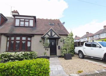 Thumbnail 4 bedroom chalet for sale in Huntingdon Road, Southend On Sea, Essex