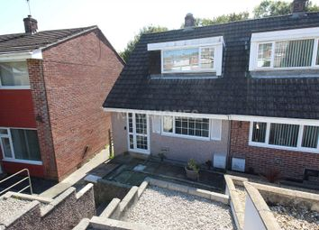 2 bed semi-detached house for sale in Crackston Close, Plymouth PL6