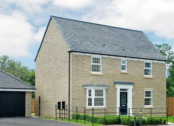 """Thumbnail 4 bed detached house for sale in """"Layton"""" at Manywells Crescent, Cullingworth, Bradford"""