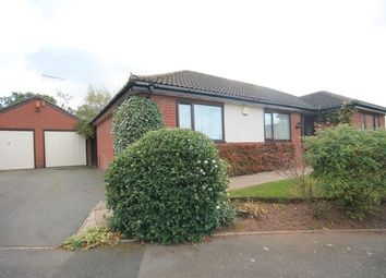 Thumbnail 3 bed detached bungalow for sale in Valley View, Market Drayton