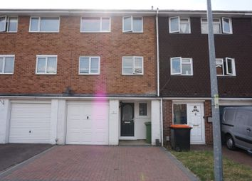 Thumbnail 4 bed terraced house for sale in Bossard Court, Leighton Buzzard