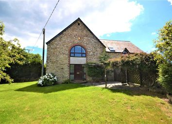 Thumbnail 4 bed detached house to rent in Horningtops, Liskeard, Cornwall