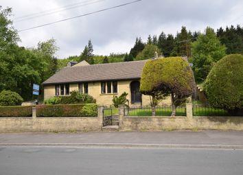 Thumbnail 3 bed detached bungalow for sale in Dirker Drive, Marsden, Huddersfield