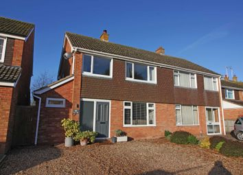 Thumbnail 3 bed semi-detached house for sale in Fir Tree Avenue, Wallingford