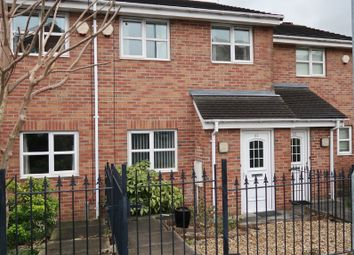 Thumbnail 3 bedroom terraced house to rent in Blueberry Avenue, Manchester