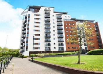 Thumbnail 2 bed flat for sale in Galleon Way, Water Quarter, Cardiff