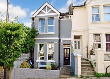 Thumbnail 4 bed end terrace house to rent in Whippingham Road, Brighton