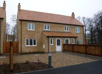 Thumbnail 3 bedroom semi-detached house to rent in Hudson Close, Cambridge