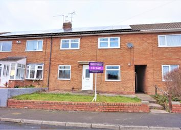 Thumbnail 4 bed terraced house for sale in Avon Grove, Walsall