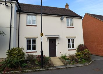 Thumbnail 3 bed semi-detached house for sale in Bayfields, Gillingham