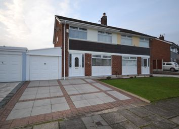 Thumbnail 3 bed semi-detached house for sale in Avon Road, Astley, Manchester