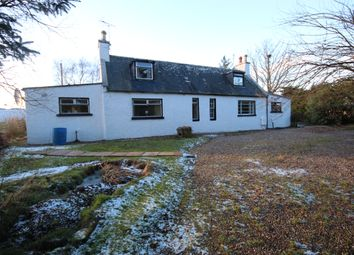 Thumbnail 3 bed detached house for sale in Tighnabruiach, Auchip, Fordyce, Banff