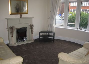 Thumbnail 4 bed semi-detached house to rent in Fairholme Road, Manchester