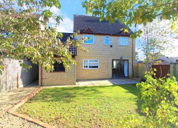 Thumbnail 4 bed detached house for sale in Michaels Mead, Cirencester, Gloucestershire