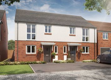 "Thumbnail 3 bedroom end terrace house for sale in ""The Chester"" at Par Four Lane, Lydney"
