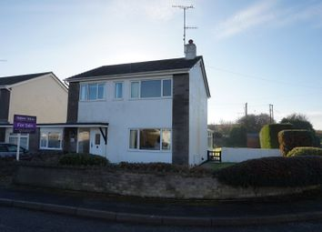 Thumbnail 3 bed detached house for sale in Glorian Estate, Amlwch