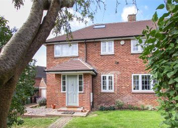 Thumbnail 4 bed semi-detached house for sale in Valley Rise, Wheathampstead, Hertfordshire