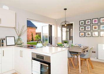 Thumbnail 3 bedroom semi-detached house for sale in The Cameron Devongrange, Sauchie, Alloa, Clackmannanshire