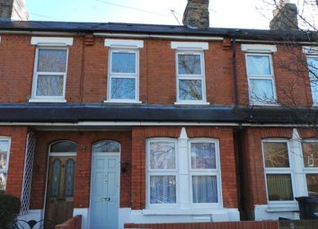 Thumbnail 2 bed terraced house for sale in Ascot Road, Edmonton