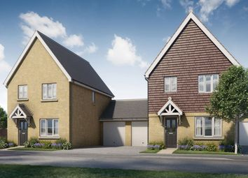 Thumbnail 3 bed detached house for sale in The Dendy, Four Elms Place, Main Road, Chattenden, Rochester