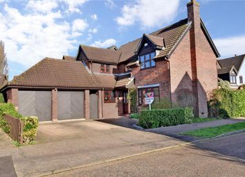 4 bed detached house for sale in Blake Hall Drive, Wickford, Essex SS11
