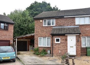 Thumbnail 2 bed semi-detached house for sale in Herriard Way, Tadley, Hampshire