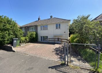 Thumbnail 3 bed semi-detached house to rent in Letterston Road, Rumney, Cardiff.