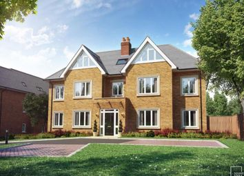 Thumbnail 2 bed flat for sale in Amersham Hill Gardens, High Wycombe