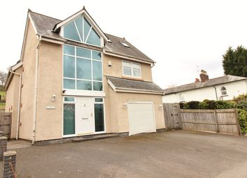 Thumbnail 5 bed detached house for sale in Forge Lane, Bassaleg, Newport