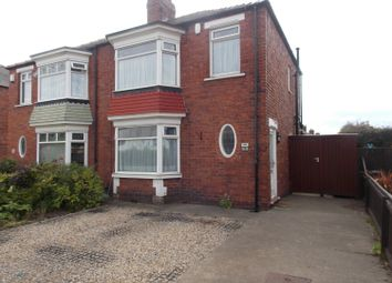 Thumbnail 3 bed semi-detached house to rent in Broadgate Road, Middlesbrough
