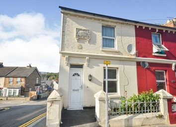 Thumbnail 3 bed semi-detached house to rent in Clarendon Place, Dover