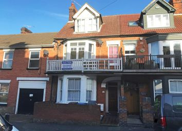 Thumbnail 3 bed terraced house for sale in 14 Holland Road, Felixstowe, Suffolk