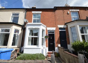 Thumbnail 2 bed terraced house for sale in Beaconsfield Road, Norwich, Norfolk