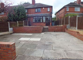Thumbnail 3 bed town house for sale in Davenport Street, Burslem, Stoke-On-Trent